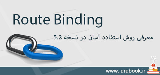 Route Binding